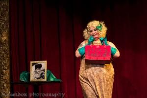 Appreciation from the Burlesque Marathong show