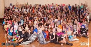 BurlyCon 2014!