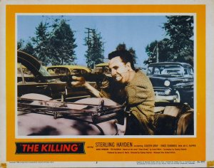 Lobby card for The Killing