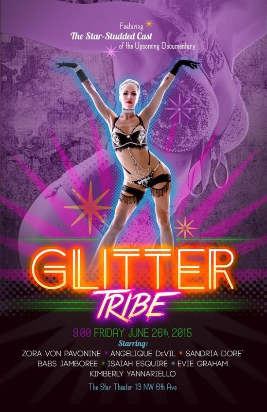 Glitter Tribe Revue