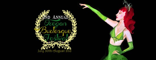 Oregon Burlesque Festival 2015