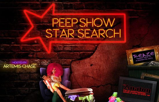 Peep Show Star Search