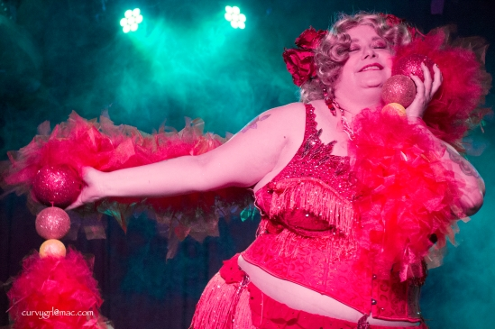 Oregon Burlesque Festival 2015 by Curvygrl