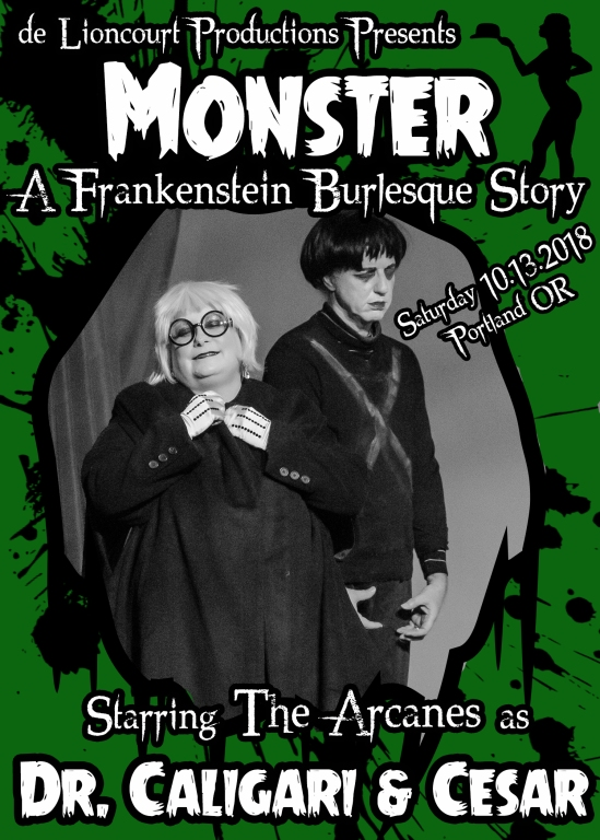 Flyer-Monster-Arcanes